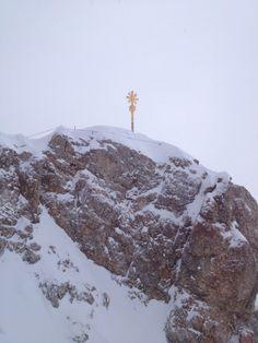 楚格峰頂~德國第一高峰