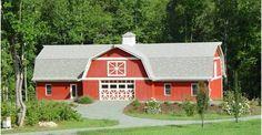 Beautiful Ramblerill Farm, in Hillsborough NC.