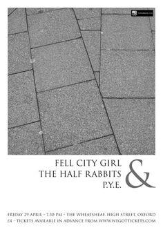 Fell City Girl, 2005.