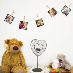Zdjęcia na sznurku - fotografie na sznurku, zdjęcia, zdjęcia na sznurku, zdjęcia na sznurku na scianie, zdjęcia na sznurku w pokoju - TRENDmag.pl - najnowsze trendy