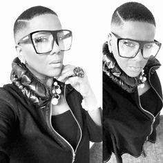 Hair Cuts For Boys Website Ideas Twa Hairstyles, Black Women Hairstyles, Natural Hair Cuts, Natural Hair Styles, Short Hair Cuts, Short Hair Styles, Dyed Hair Ombre, Afro Textured Hair, Blonde Hair With Highlights