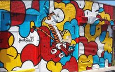 Jerkface – Between street art and pop culture