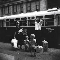 Vivian Maier - Chicago 1965.
