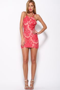 Bedroom Whispers Dress, Red, $59 + Free express shippinghttp://www.hellomollyfashion.com/bedroom-whispers-dress-red.html
