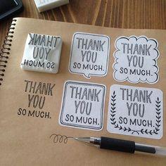 シンプルな文字はんこ、フレームを書き加えると色んな雰囲気で楽しめます。 #消しゴムはんこ#eraserstamp#ハンドメイド#スタンプ#レタリング#ちょい足し#handmade#stamp#lettering