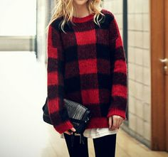 #fashion #love #black #red