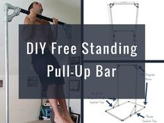 In this post, we show you how Charles Rankin used Kee Klamp to build a Pull-up Bar to help him train for the World Record for Chin-ups in a 24 hour period.
