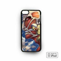 Collosal Titans for apple cases iPod 4/iPod 5/iPod 6