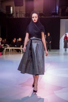Collection of Sci-fi Safari presented during Fashion LIVE! Waist Skirt, Midi Skirt, High Waisted Skirt, Safari, Sci Fi, Live, Skirts, Collection, Fashion