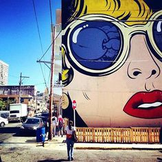 Foto: • ARTIST . D*FACE •  ◦ Untitled ◦ location: San Juan, Puerto Rico