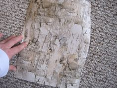 Printable Birch Bark Paper   Run your paper thru your printer just as you normally would.....ours ...