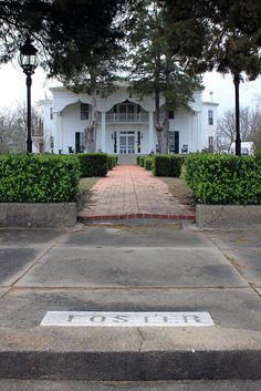 Foster-Chapman House (Laurel Hill), Bullock County, Alabama