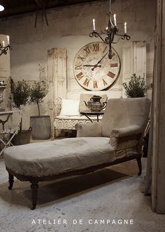 I would absolutely love this clock for my own home! Perfect for in the living room