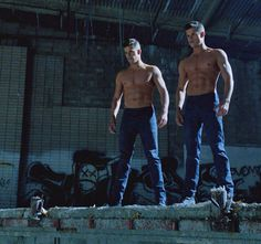 'Teen Wolf' Twins Max and Charlie Carver Give Good Halloween Costume: PHOTOS| Gay News | Towleroad