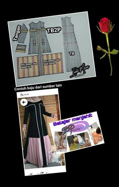 Dress Muslim Modern, Pattern Making, Sewing Projects, March, Couture, Fitness, Dresses, Vestidos, Dress