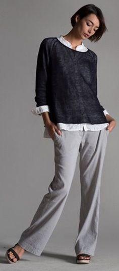 Moda anti-idade: O outono elegante e confortável | De Frente Para O Mar