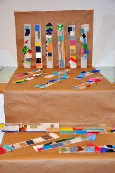 A conclusione dei Laboratori Metodo Bruno Munari® alla Scuola dell'infanzia di Stabio eccovi le immagini della prima mostra delle opere eseg...