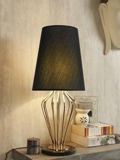 Kathy Black - All For Lamp İdeas Decoration Lights For Home, Light Decorations, Elegant Home Decor, Elegant Homes, Gold Table, A Table, Luxury Table Lamps, Contemporary Table Lamps, Luxury Lighting