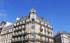 Immeubles parisiens , Paris