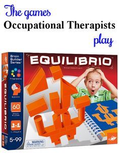 A multi-award-winning game to help develop logic and spatial skills. Great for high functioning individuals that like a challenge and like to build.