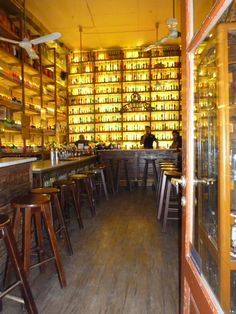 Vrettos Bar in Athens Greece. For more on Athens Nightlife visit http://thetravelporter.com/