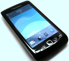 US Cellular Blackberry Torch 9850 4GB Clean ESN Rim Black Smartphone #3166 #BlackBerry #Bar