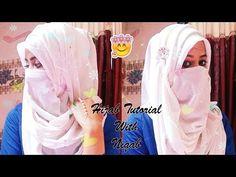 Easy and Comfortable Hijab Niqab Tutorial With Full Coverage For Eid Hijab Niqab, Hijab Outfit, Easy Hijab Style, Dupatta Setting, Hands Tutorial, How To Wear Hijab, Bridal Mehndi Designs, Hijab Tutorial, Instagram Makeup