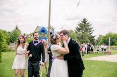 Bazooka Crafts: Our Thrifty & Crafty Wedding ~ The Wedding Ceremony