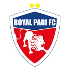 Royal Pari FC of Santa Cruz, Bolivia crest.