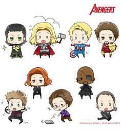 1000 images about baby super hero on pinterest chibi avengers and