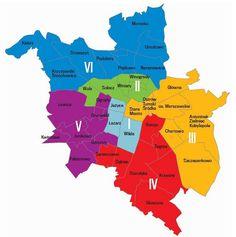 Nowy podział Poznania na okręgi wyborcze