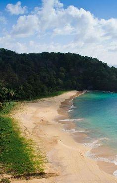 Baia do Sancho - Fernando de Noronha, Brazil.