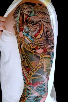 Amazing // sailor tattoo | Tumblr