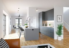 Scandinavian Kitchens: Tips & MotivationJust Interior Ideas | Just Interior Design Ideas
