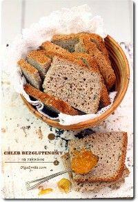 Chleb bezglutenowy na zakwasie gryczany