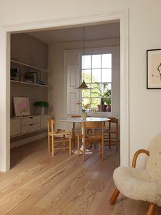 A Rehabbed London Maisonette from a Newly Minted Designer, High/Low Secrets Included - Remodelista