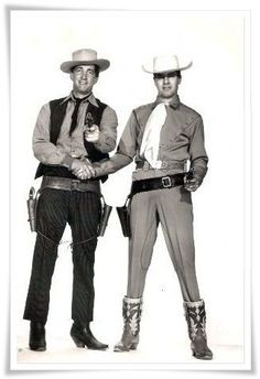 "Dean Martin and Jerry Lewis Are ""Pardners"