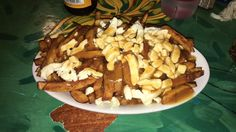 Poutine from La Banquise [OC] #TTDD#TheThingsDadsDo