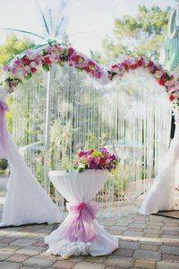 свадебная арка зимой фото - Поиск в Google