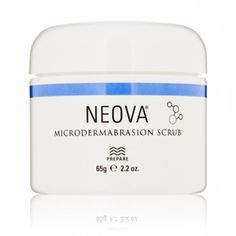 My current exfoliator-                           Neova Microdermabrasion Scrub  1-2 times a week EXCELLENT, EXCELLENT EXFOLIATOR!