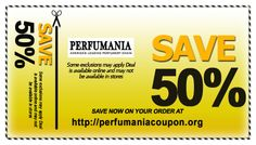 image regarding Perfumania Coupon Printable called 11 Simplest Perfumania Coupon pics within 2013 Low cost price tag