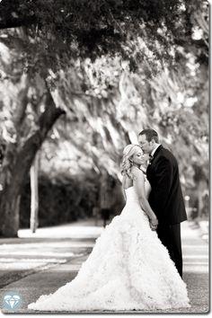 I ADORE this shot caught by Agnes Lopez at a Jekyll Island Wedding (Crane Cottage) #jekyllislandwedding