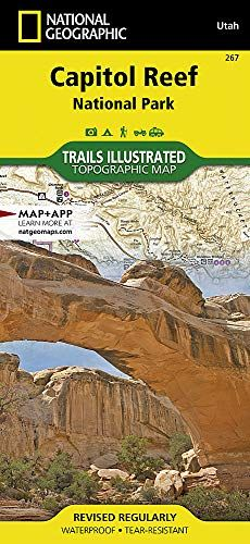 Pdf Capitol Reef National Park National Geographic Trails Illustrated Map Ebook Download Free Ep National Parks Map Capitol Reef National Park National Parks