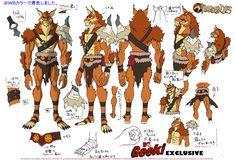 MTV Geek – EXCLUSIVE: ThunderCats 'Jackalman' Revealed And ... Thundercats Characters, Thundercats Cartoon, He Man Thundercats, Thundercats 2011, Character Sheet, Character Drawing, Gi Joe, Zbrush, Cartoon News