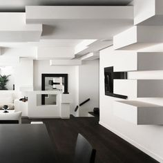 Apartment in Paris by Pascal Grasso Architectures
