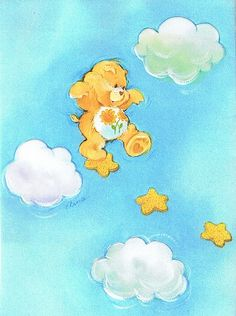 Care Bears: Funshine Walking on Stars