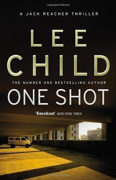 By Lee Child - One Shot: (Jack Reacher 9) by Lee Child http://www.amazon.co.uk/dp/B00I62H3UO/ref=cm_sw_r_pi_dp_OwYRwb1CA3HXS