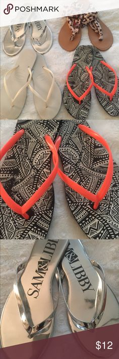 1920490a17e39d Flip Flop Sandals 👣👣pairs of Flip Flop Sandals. All Size 10. Havanias