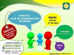 CENTRO DE IDIOMAS UCO Uco, White Out, Languages, Centre