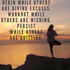 #motivation www.facebook.com/jenddelvaux #fitness #quote #health #healthy #exercise #persist #gym